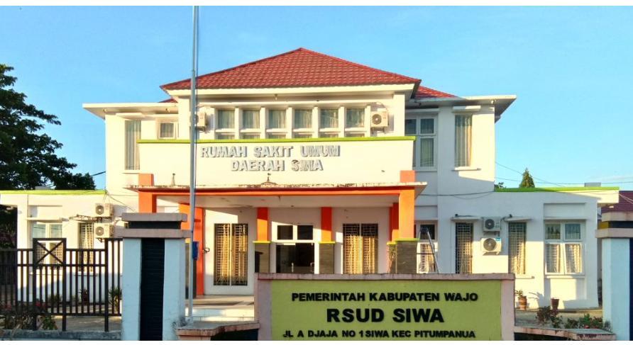 Pasien Dalam Pengawasan PDP yang dirawat di RSUD Siwa, kini dibolehkan pulang ke rumahnya