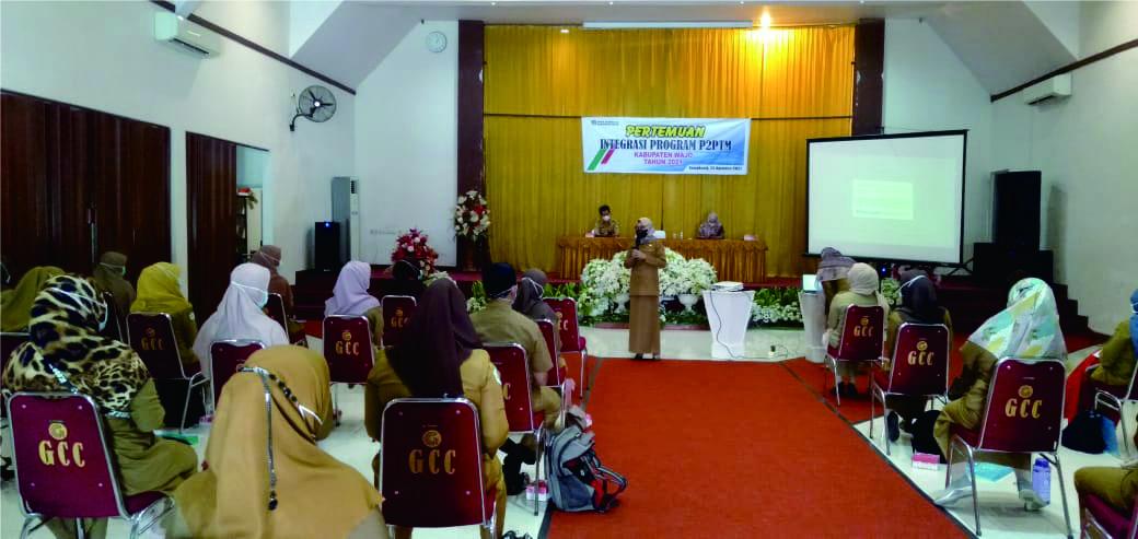 Pertemuan Integrasi Program Pencegahan dan Pengendalian Penyakit Tidak Menular